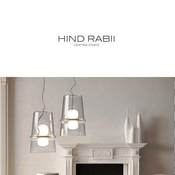 Hind Rabii. Iluminacion con calidad y máximo diseño