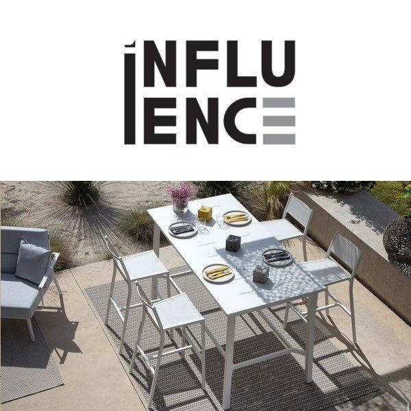 Influence. Diseño actual y práctico